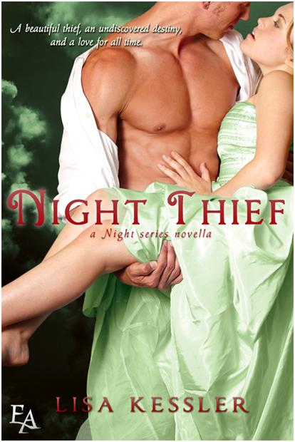 Night Thief Cover